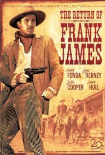The Return of Frank James (1940) cover