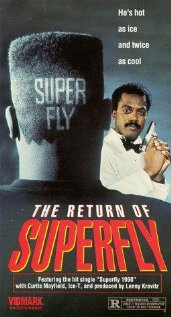 The Return of Superfly (1990) cover