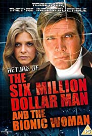 The Return of the Six-Million-Dollar Man and the Bionic Woman 1987 poster