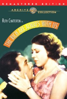 The Rich Are Always with Us (1932) cover