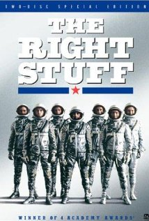 The Right Stuff (1983) cover