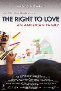 The Right to Love: An American Family (2012) cover
