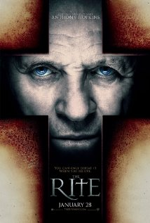 The Rite (2011) cover