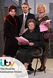 The Road to Coronation Street 2010 poster
