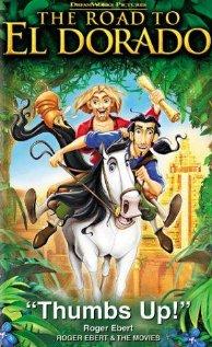 The Road to El Dorado (2000) cover