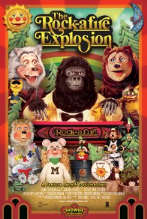 The Rock-afire Explosion (2008) cover