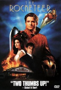 The Rocketeer (1991) cover