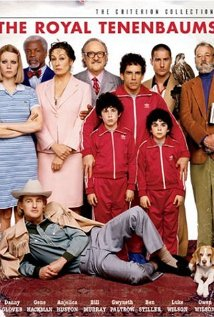 The Royal Tenenbaums 2001 poster