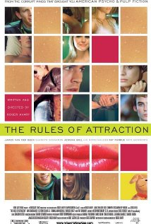 The Rules of Attraction (2002) cover