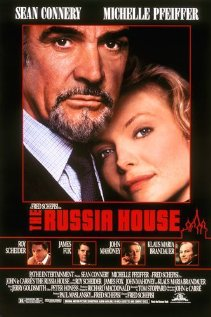 The Russia House (1990) cover