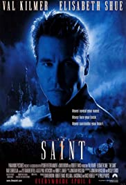 The Saint (1997) cover