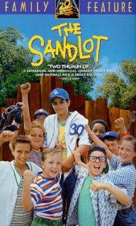 The Sandlot (1993) cover