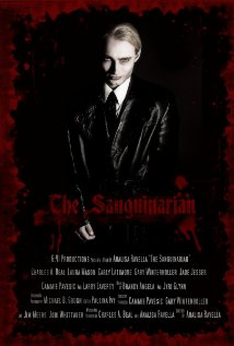 The Sanguinarian (2008) cover