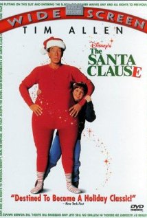 The Santa Clause (1994) cover