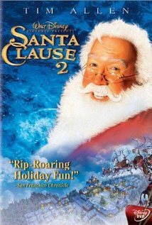 The Santa Clause 2 (2002) cover