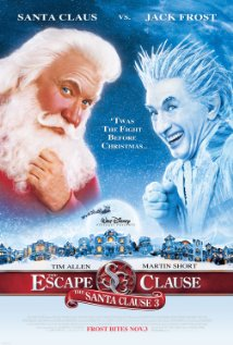 The Santa Clause 3: The Escape Clause 2006 poster