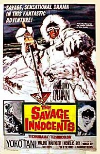The Savage Innocents (1960) cover