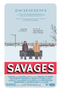 The Savages (2007) cover