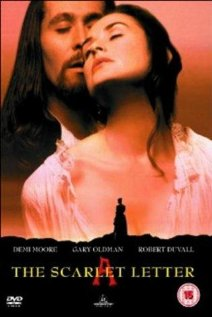 The Scarlet Letter (1995) cover