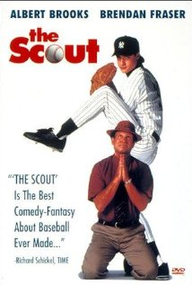 The Scout (1994) cover