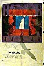 The Sea Gull 1968 poster
