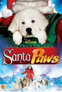 The Search for Santa Paws (2010) cover
