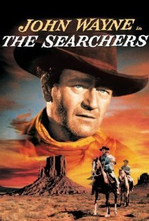 The Searchers (1956) cover