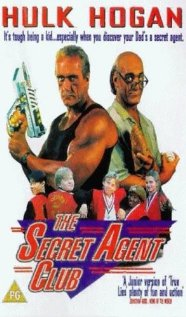 The Secret Agent Club (1996) cover