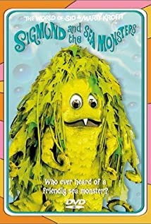 Sigmund and the Sea Monsters (1973) cover