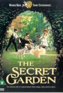 The Secret Garden (1993) cover