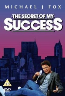 The Secret of My Succe$s (1987) cover