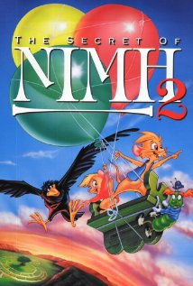 The Secret of NIMH 2: Timmy to the Rescue (1998) cover