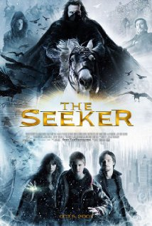 The Seeker: The Dark Is Rising (2007) cover