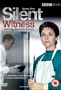 Silent Witness (1996) cover