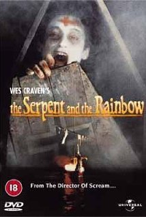 The Serpent and the Rainbow (1988) cover