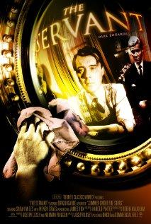 The Servant (1963) cover