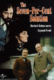 The Seven-Per-Cent Solution (1976) cover