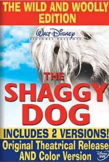 The Shaggy Dog (1959) cover
