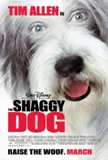 The Shaggy Dog 2006 poster