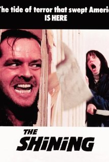 The Shining (1980) cover