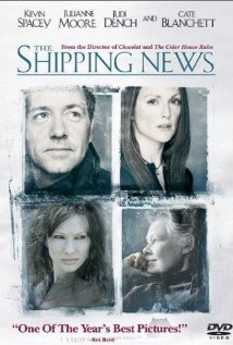 The Shipping News (2001) cover
