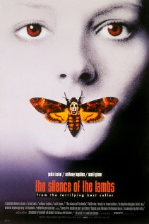 The Silence of the Lambs (1991) cover