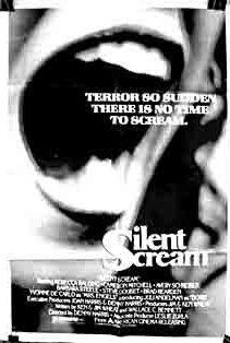 The Silent Scream (1979) cover