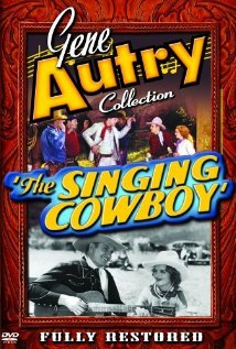 The Singing Cowboy (1936) cover