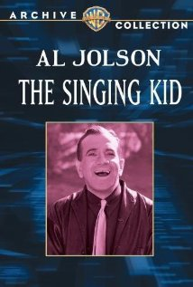 The Singing Kid 1936 poster