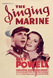 The Singing Marine (1937) cover