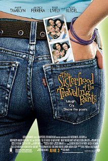 The Sisterhood of the Traveling Pants (2005) cover