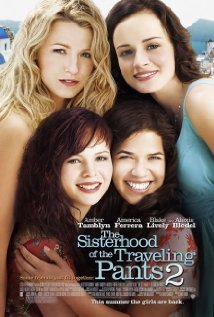 The Sisterhood of the Traveling Pants 2 2008 poster