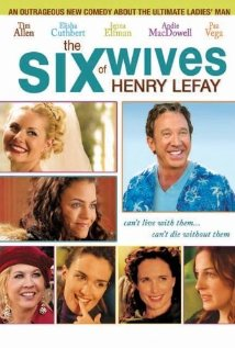 The Six Wives of Henry Lefay (2009) cover