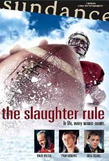 The Slaughter Rule (2002) cover